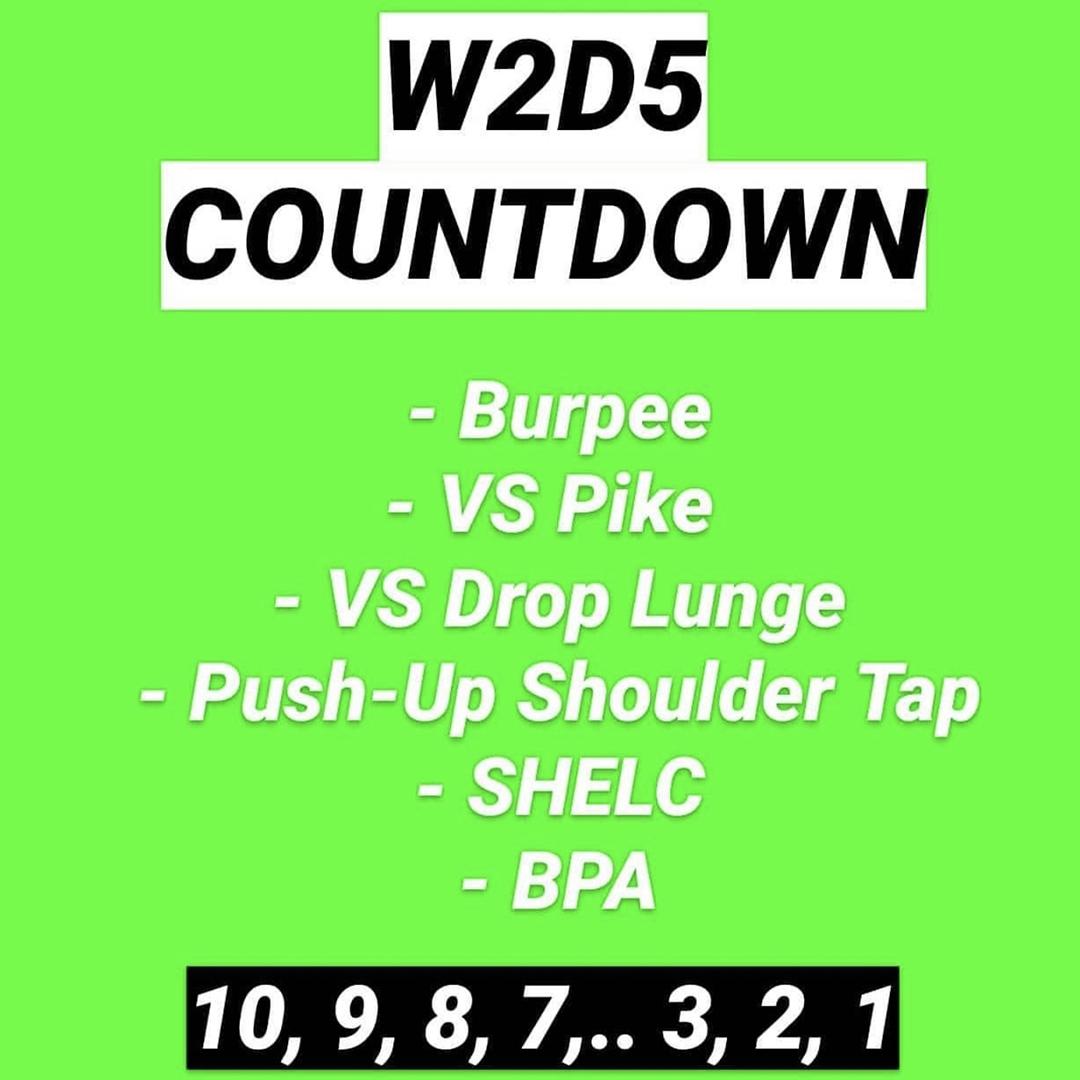 Workout 10